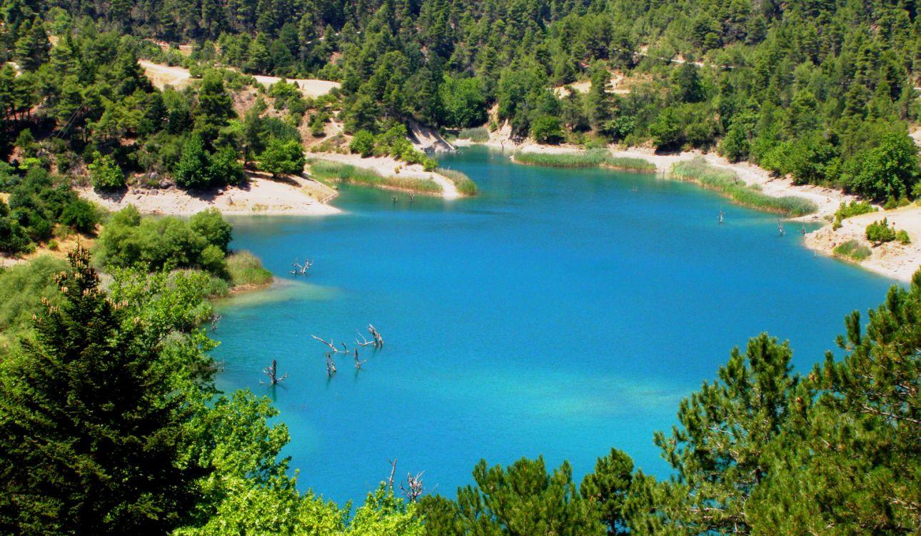 Λίμνη Τσιβλού – Ζαρούχλα