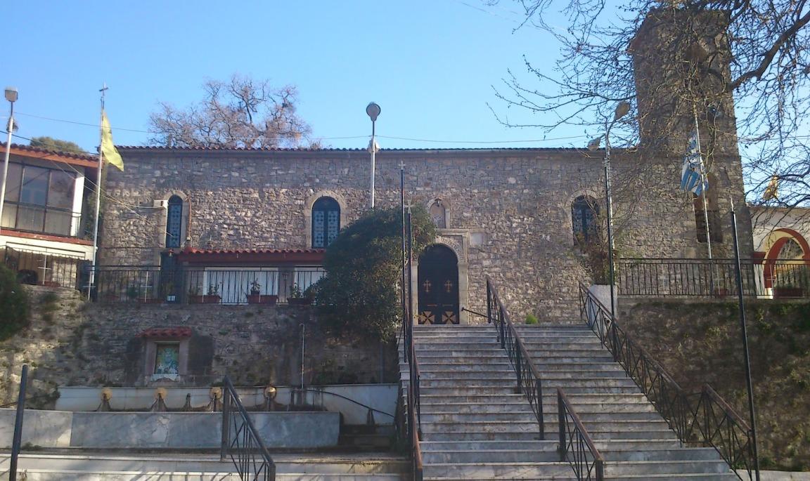 Άγιος Νικόλαος Σπάτα (Εσπερινός )