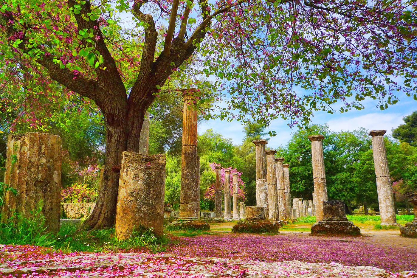 Πύργος (Πολιούχος Αγ. Χαράλαμπος) – Αρχαία Ολυμπία