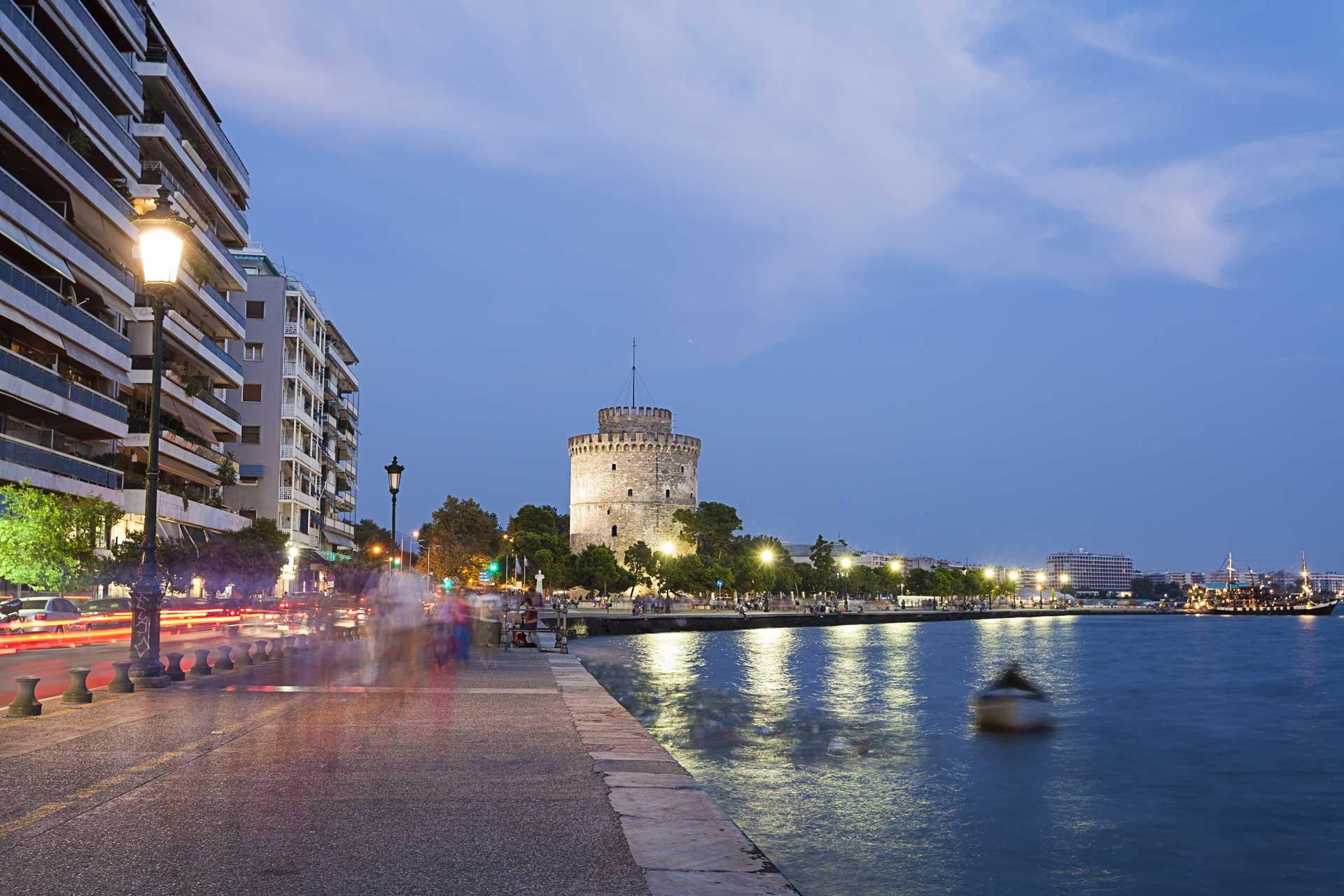 Παν. Σουμελά – Θεσσαλονίκη – Αγ. Παίσιος