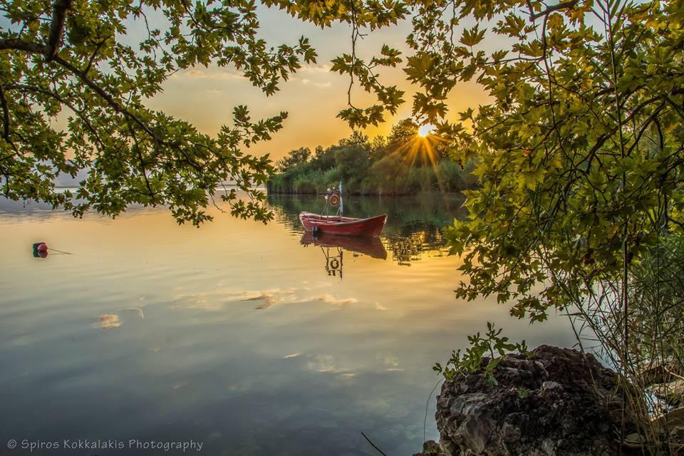 Λίμνη Τριχωνίδας – Ι.Μ. Κοσμά Αιτωλού – Ι.Μ. Κατερινούς