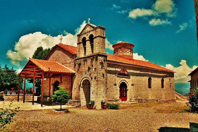 Ι.Μ. Παναγίας της Βαρνάκοβας – Αρτοκλασία  ( Πρωινή )