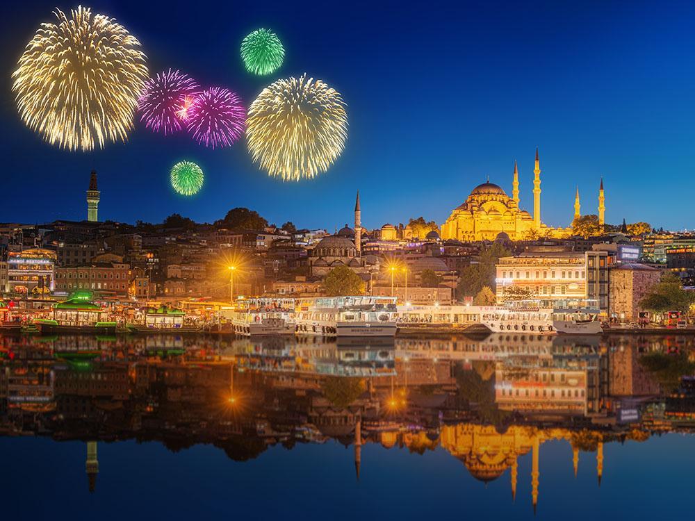Χριστούγεννα στην Κωνσταντινούπολη