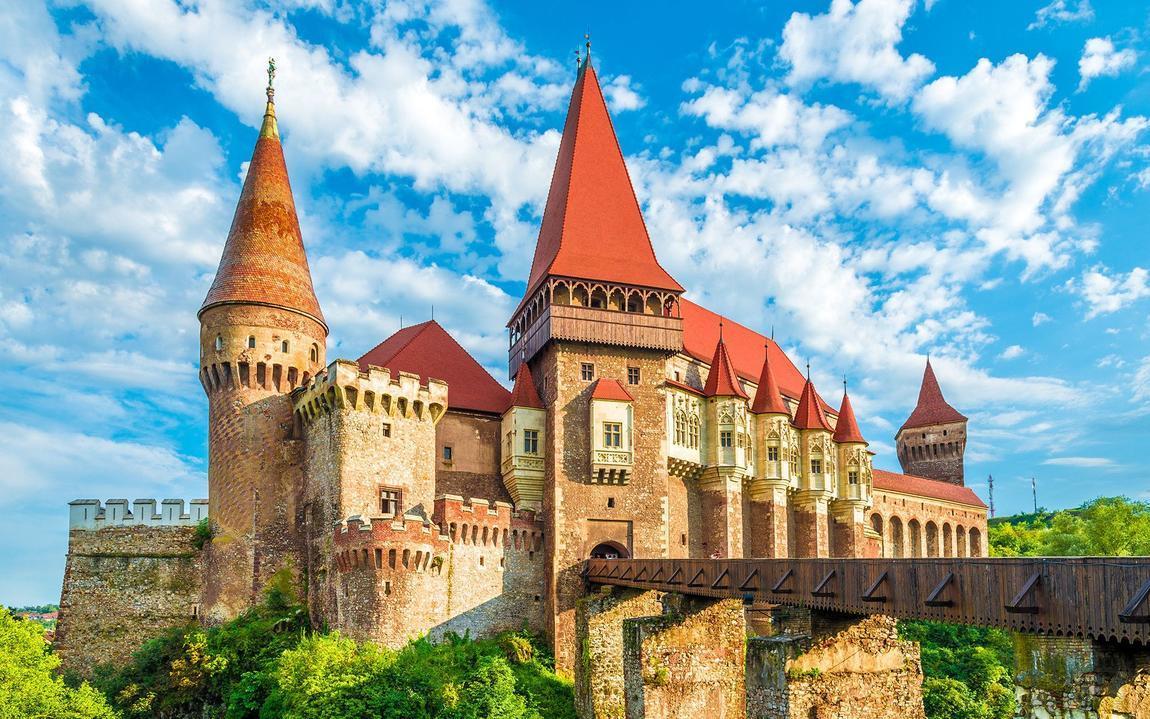 Ρουμανία (Βουκουρέστι -Κάστρο Δράκουλα –  Σόφια )